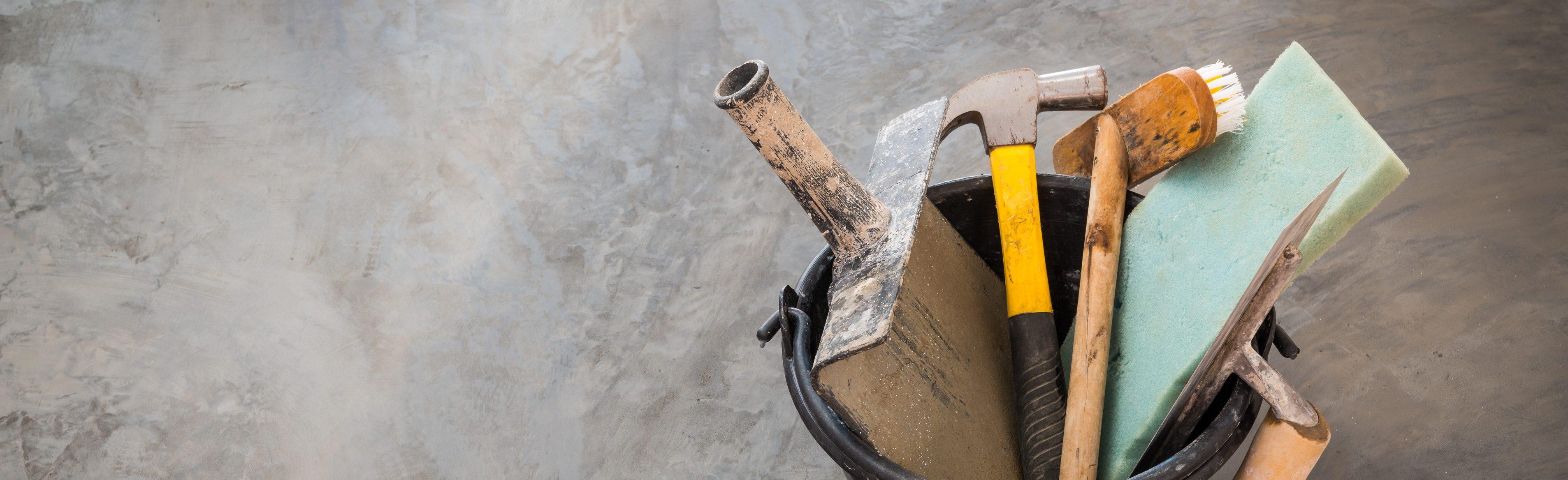 Comment Nettoyer Le Beton Ciré nettoyer une dalle béton – tout sur le béton