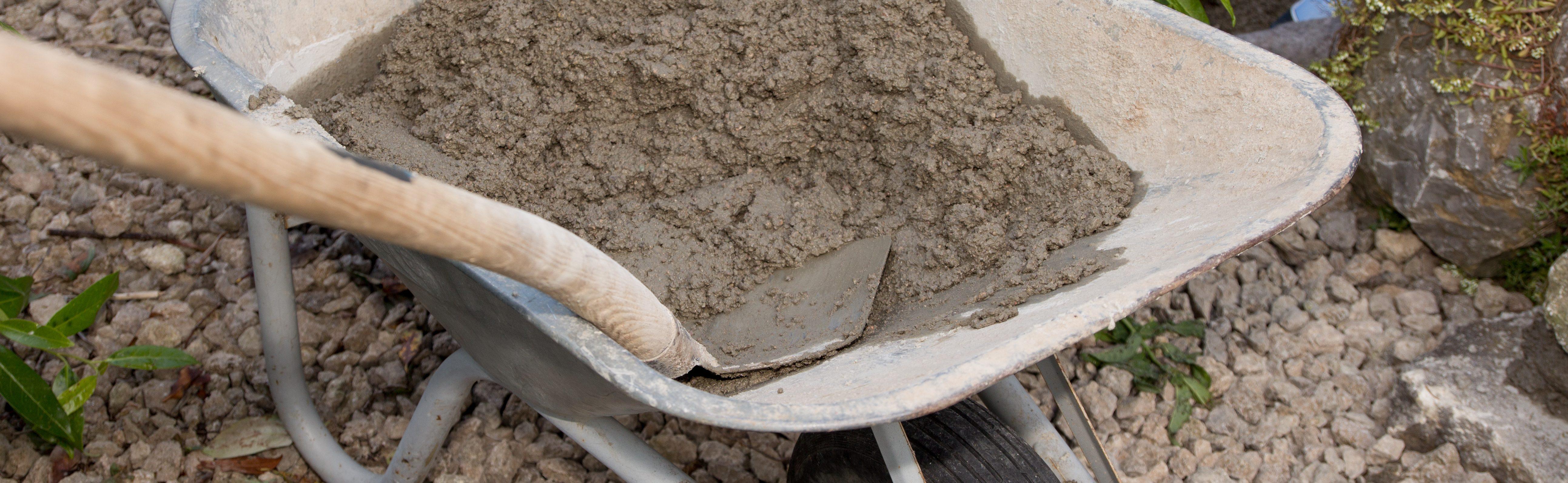 Comment Coller Du Bois Sur Du Ciment faire du béton ou du mortier à la main – tout sur le béton
