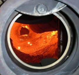four de cuisson du ciment